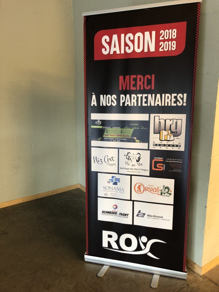 Roll-up Rox de Rouvroy