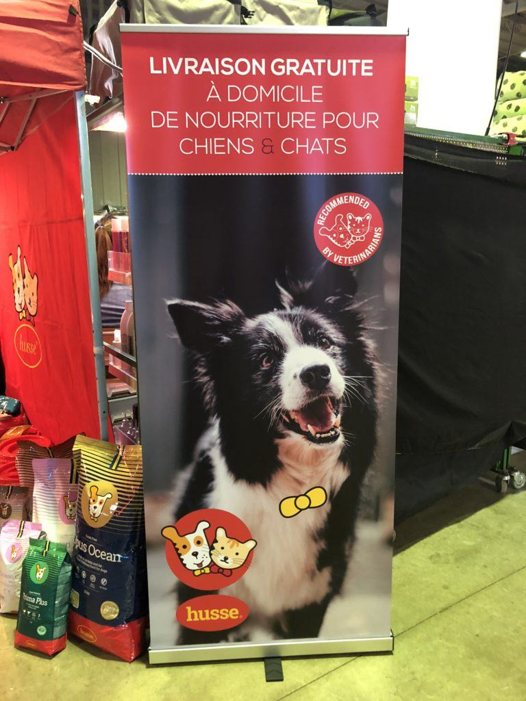 Roll-up Husse
