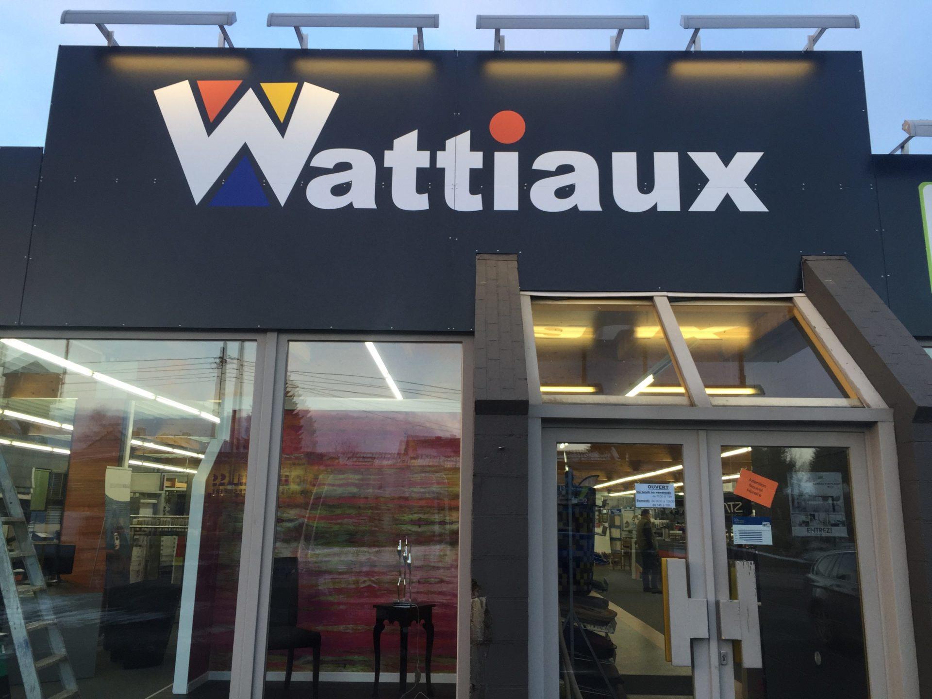 Revêtement façade - Wattimaux